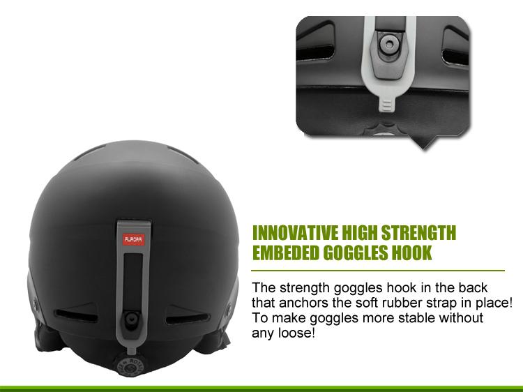 High Quality Snowboard Helmet 7