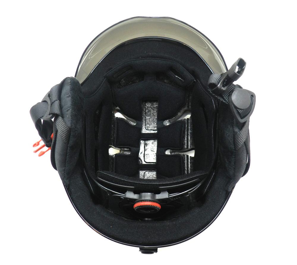 Helmet Skiing 11