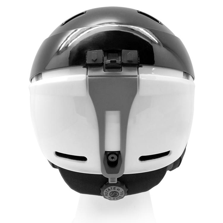 Au-s07 Ice Skating Snow Helmets Ski Helmet With Visor 7