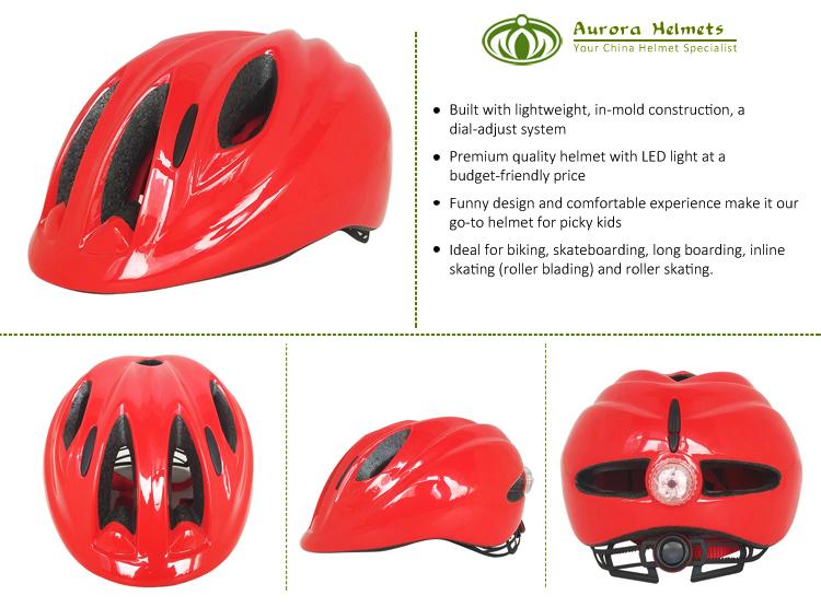 Top Safety Kids Scooter Helmet Comfortable Helmet For Kids 5