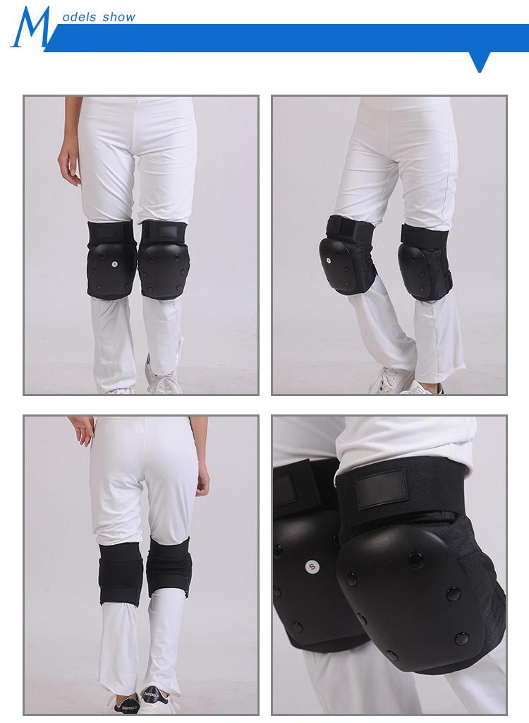 Thick Adjustable Kneelet for Kids/Adult Roller Skates 7