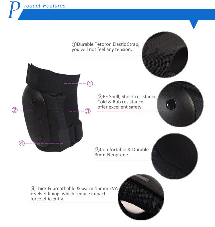 Knee Pads  AU-PX11 Details 3