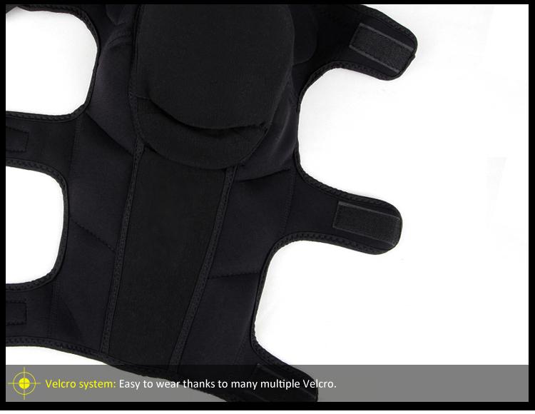 durable lengthen knee pads 17