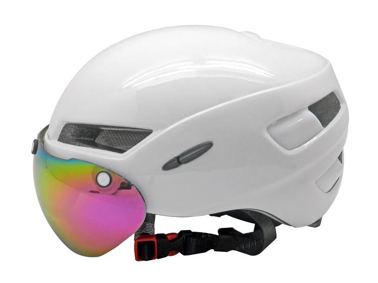New Multi-functional Cycle Helmet Tt Helmet With Magnetic Eye Shield 5