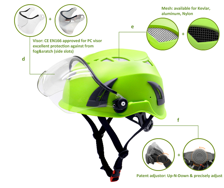 Light-weight-water-rescue-safety-helmet