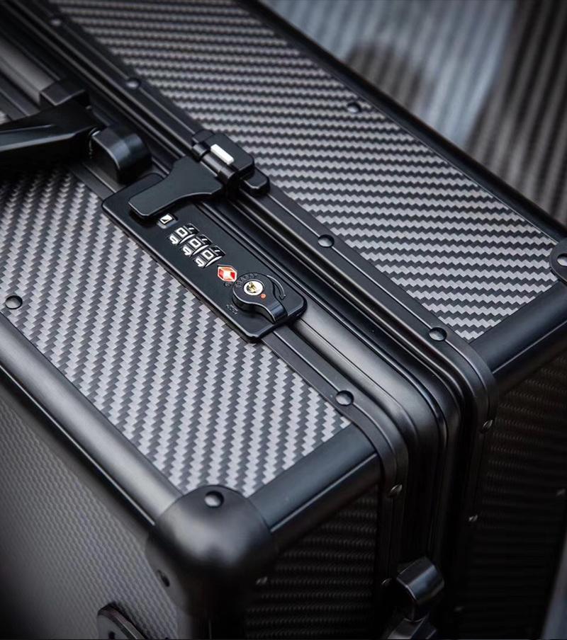 24'' Carbon Fiber Suitcase 15