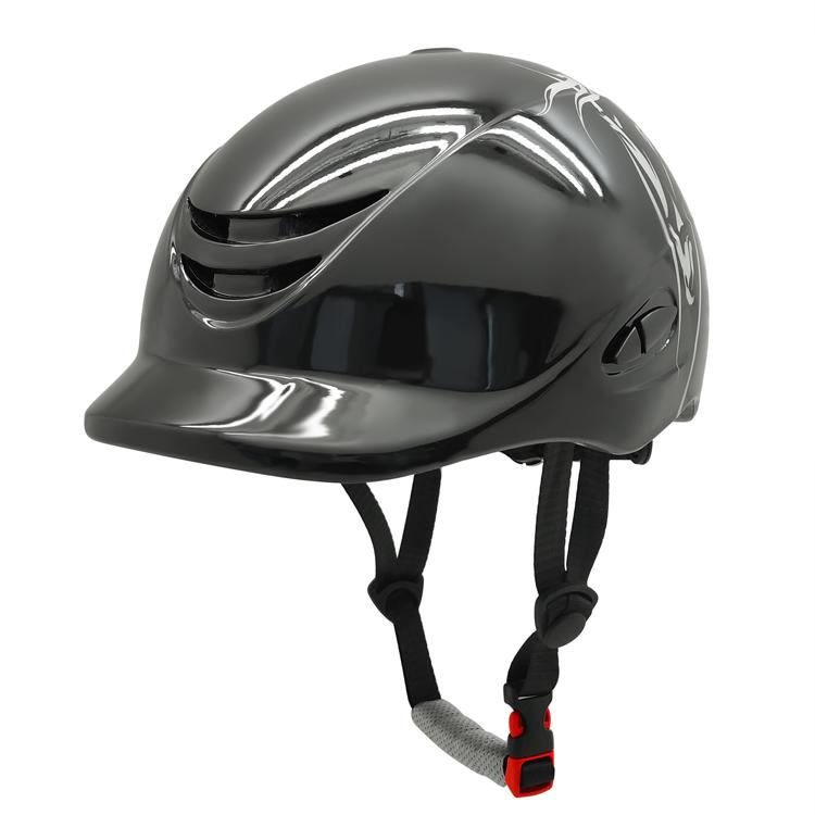 2020 New Design Horse Riding Kids Equestrian Helmet 5
