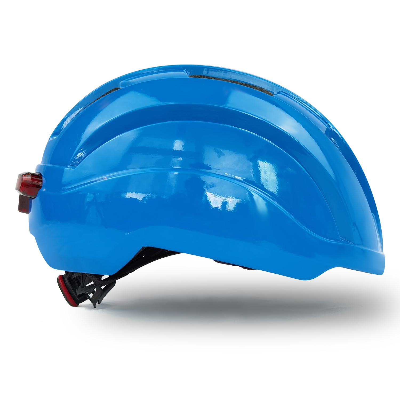 NEW Bike Helmet with Smart Signal LED, Smart Flashing