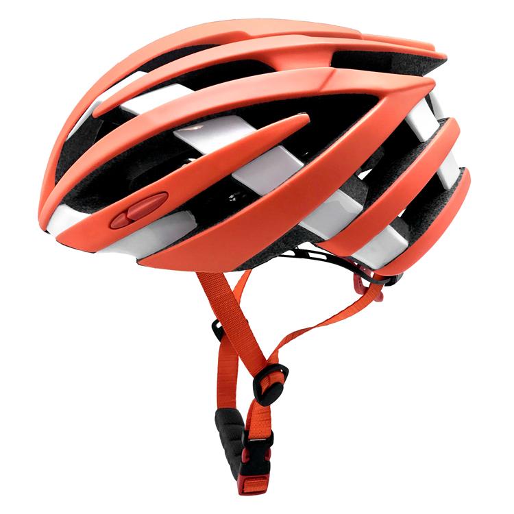 Multiple ventilation super lightweight road bike helmet