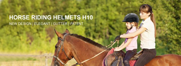 2020 New Design Horse Riding Kids Equestrian Helmet 3