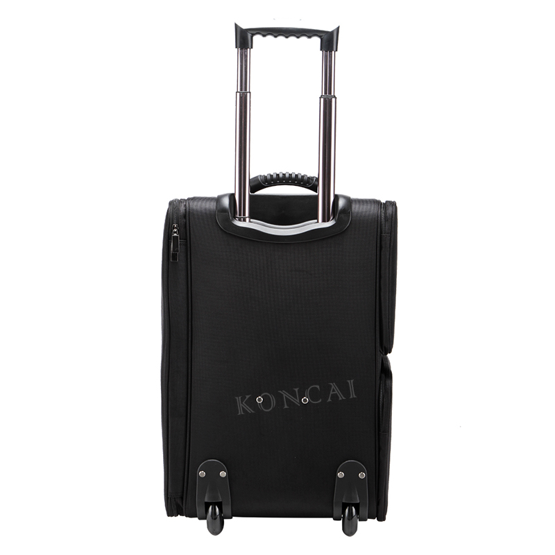 Nylon makeup  trolley case 2