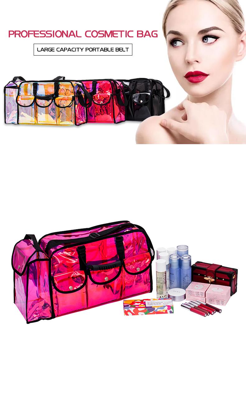 Blingbling Transparent Cosmetic Bag