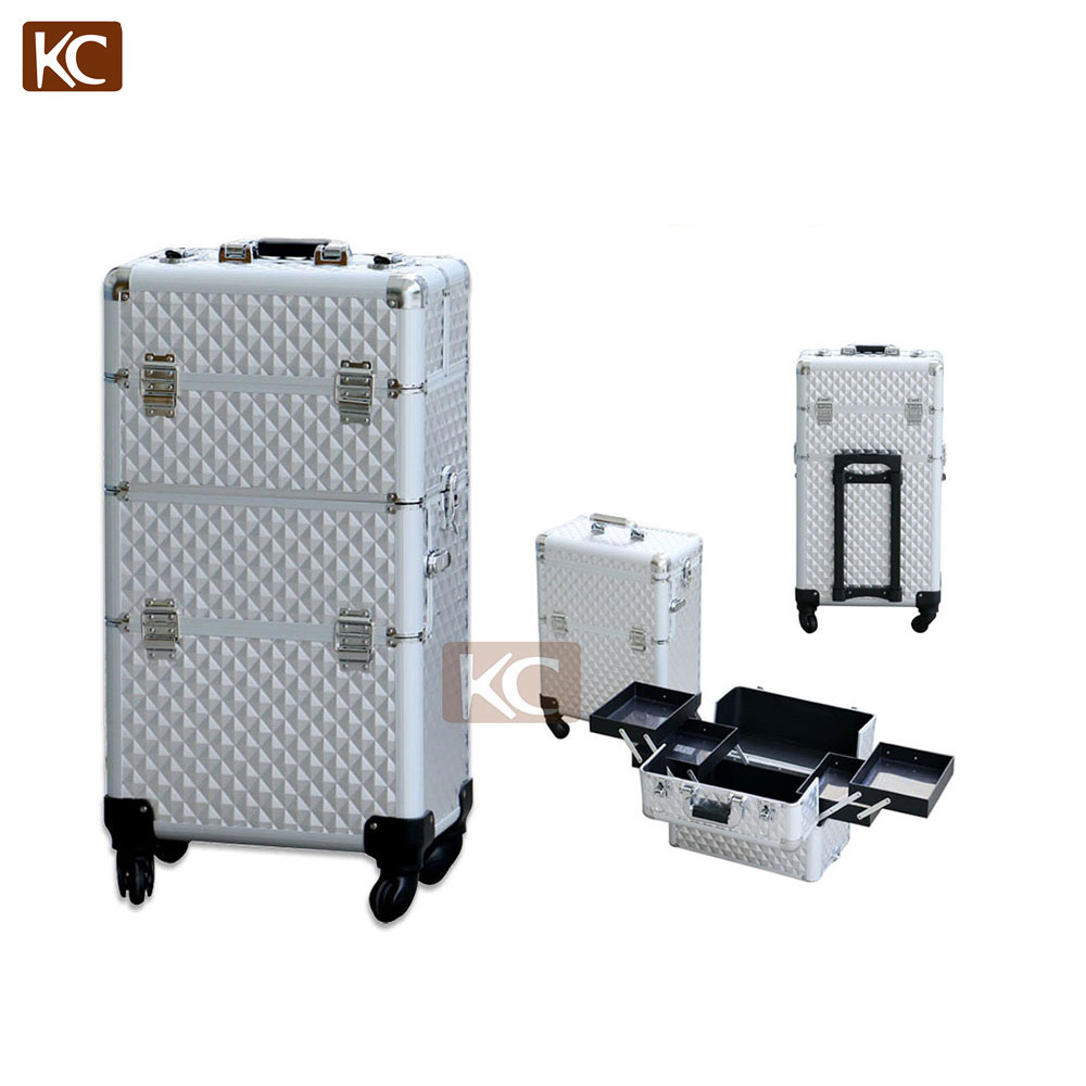 Professional-large-trolley-Aluminum-Cosmetic-Case-with