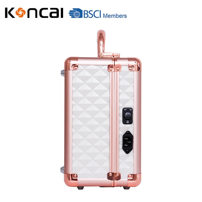 aluminum makeup case KC-OF01 Details 9