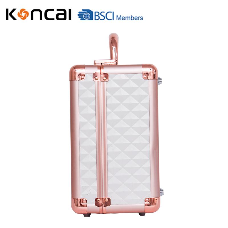aluminum makeup case KC-OF01 Details 5