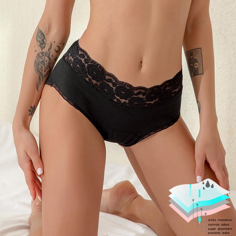 Women menstrual underwear