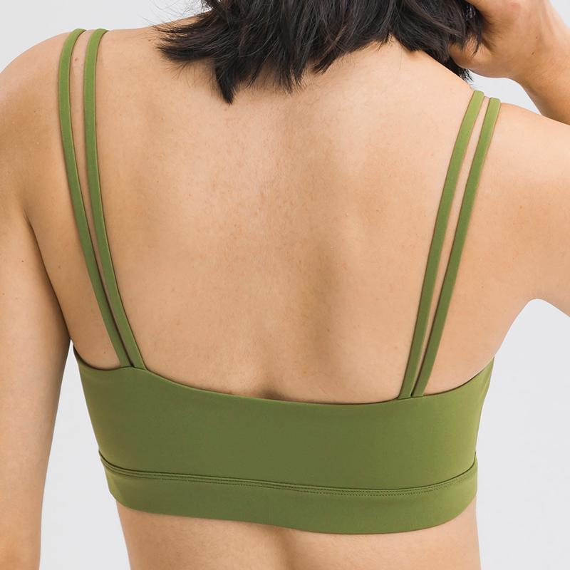 High impact women sexy sports bra