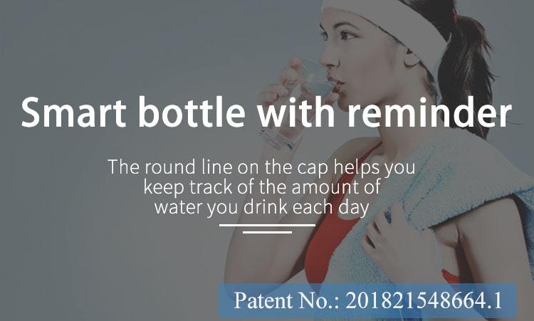 Gym Sport Water Bottle