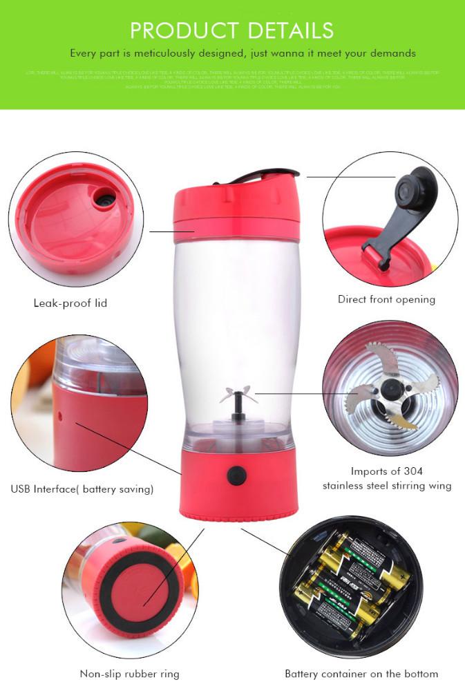 High Quality custom protein shaker bottle 25