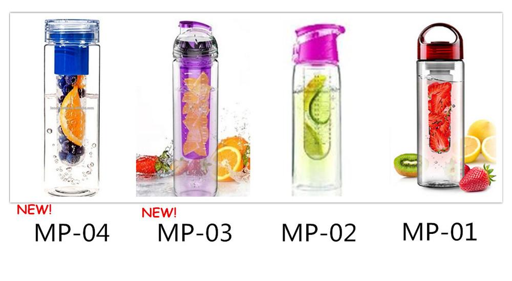 High Quality bpa free ice tea infuser pitcher 27