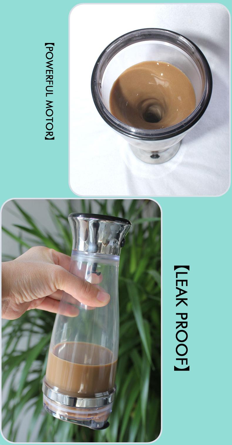 High Quality drinks joyshaker bottle 11