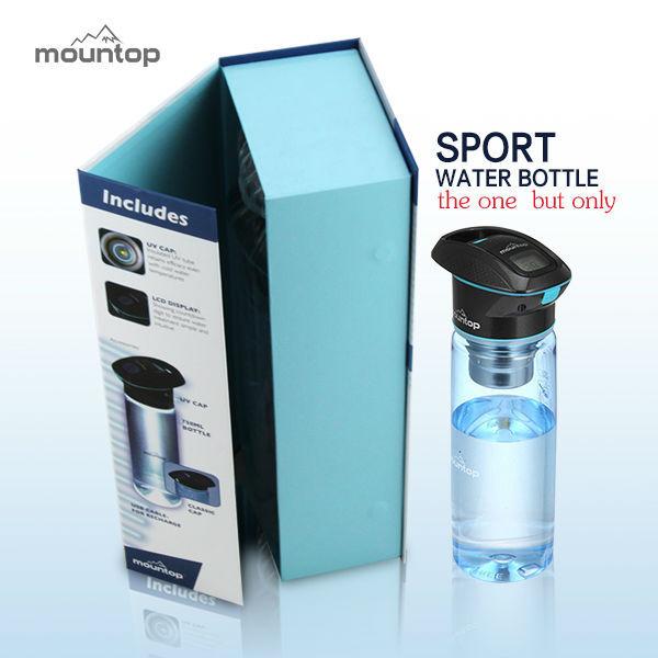 2015 hot selling 750ml Plastic Shaker Bottle plastic water bottle caps joyshaker for sale 17