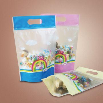 High Quality Custom Print Plastic Bag Low Moq 11