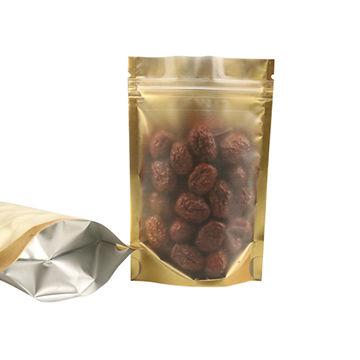 Golden-Clear-Open-Resealable-Aluminium-Foil-Bag