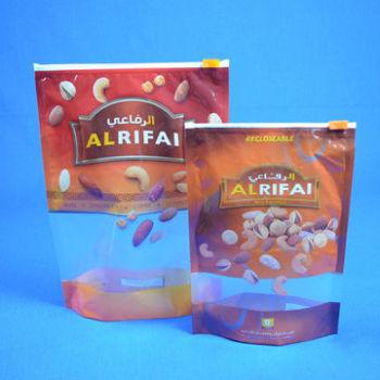 Plastic-dried-food-nuts-packaging-bags