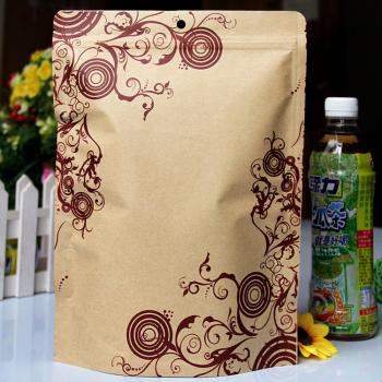 Custom-Printing-Kraft-Paper-Tea-Packaging-Bag