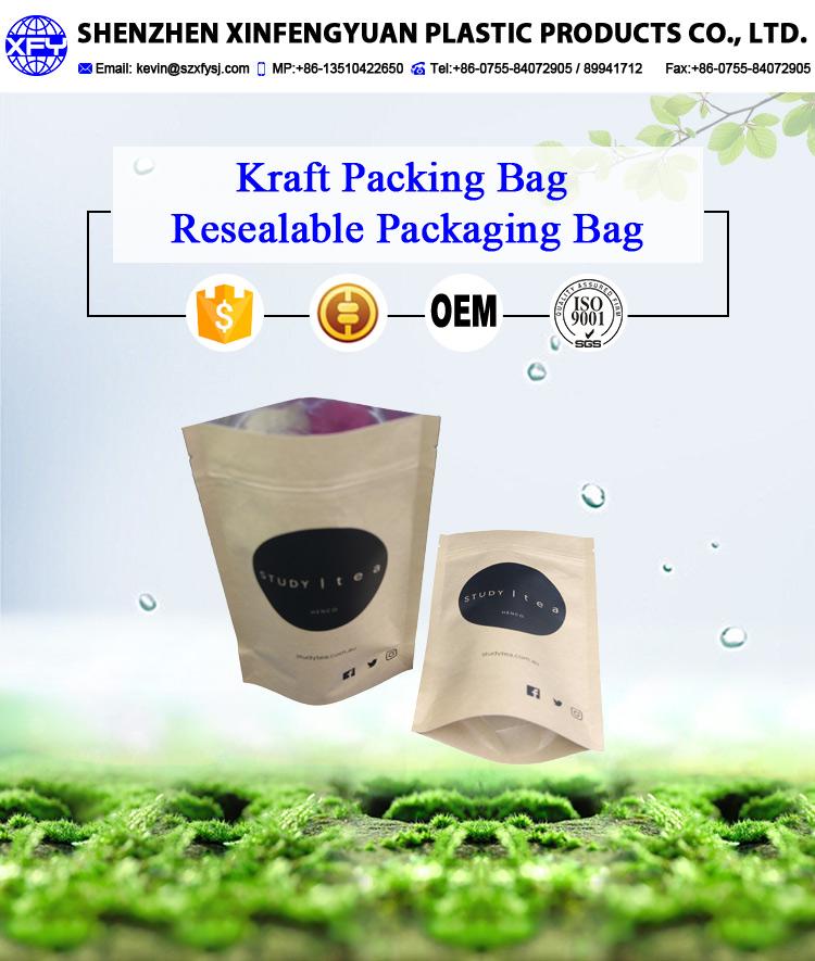 High Quality brown paper tea bag
