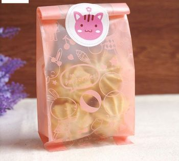Food-Packing-Christmas-Party-Cute-Rabbit-Adhesive