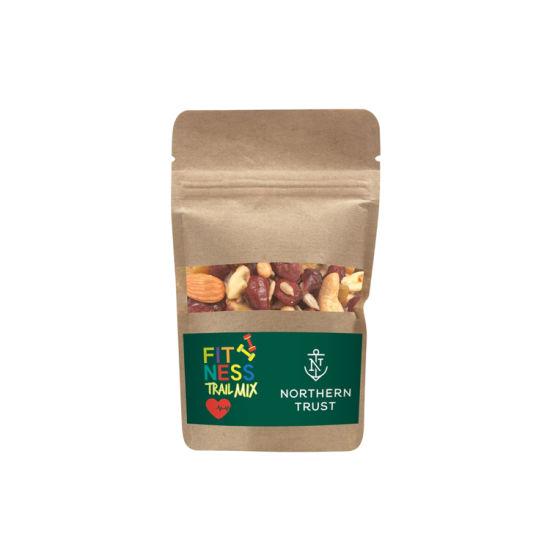 Food Packing Zipper Retort Aseptic Food Plastic Bags