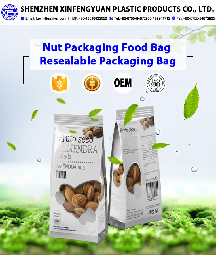 plastic food bag Customized Details