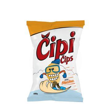 Puffed Food Packaging Bag/potato Chips Bag/snack food Bag middle seal on back bag