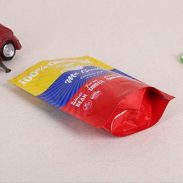 Snack Zipper Plastic Bag 5