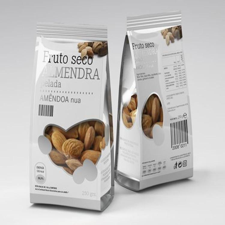 High Quality Side Gusset Plastic Cashew Nut Packaging Food Bag 5