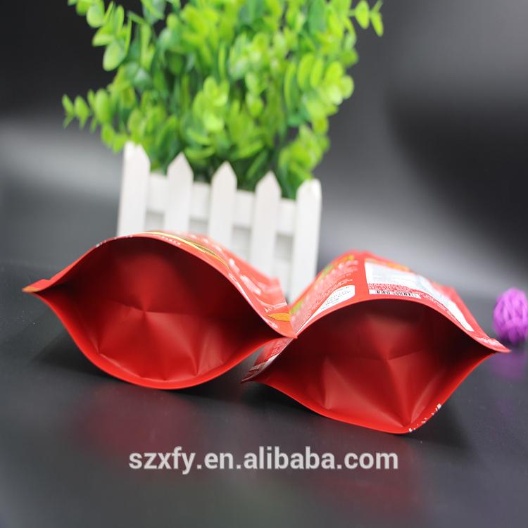 Custom Printed Small Plastic Cashew Nut Packaging Bag 3