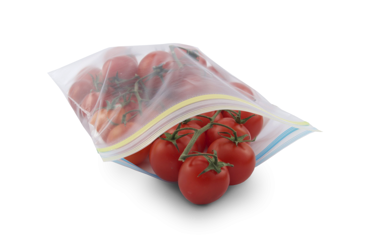 Custom printing transparent Recyclable zipper clear plastic polybag packaging bag 13