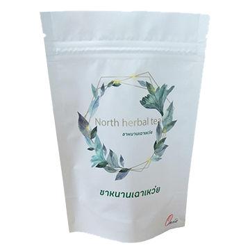 High quality matte printing food packaging bags aluminum foil plastic bags