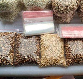 Reusable-Plastic-Clear-Seal-Bags-Small-Ziplock