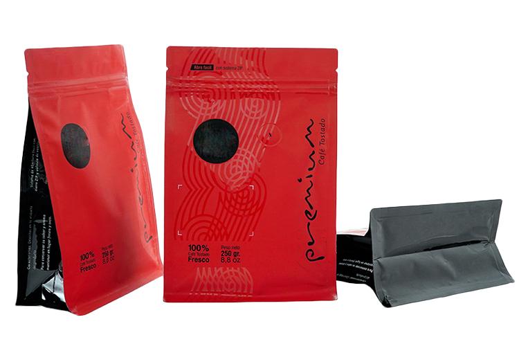 High Quality Coffee Bean Packaging Bags 3