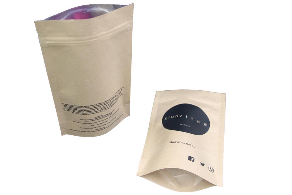 High Quality brown paper tea bag 15