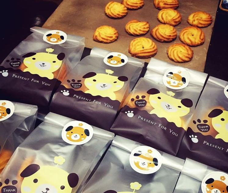 High Quality cookies packaging  bag  3