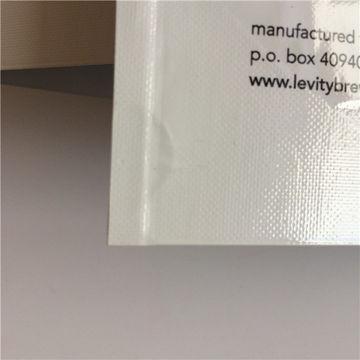 Seal Plastic Custom Package Bag 5