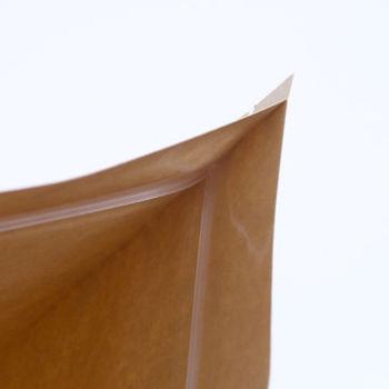 Eco-friendly-reusable-kraft-paper-bag-stand
