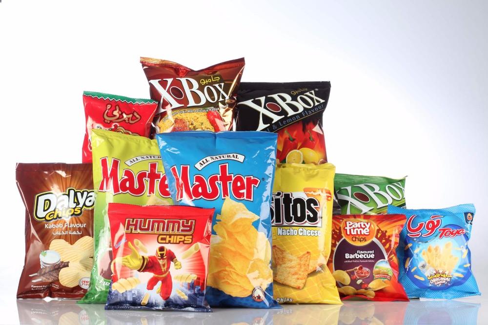 Plastic Potato Chips Bag  Details 9