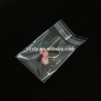 Self-Adhesive-Taped-Transparent-Plastic-Packaging-Bag