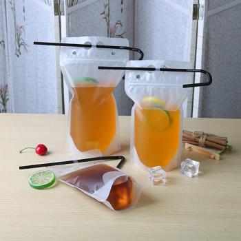 Transparent-zipper-ziplock-fruit-bag-with-handle