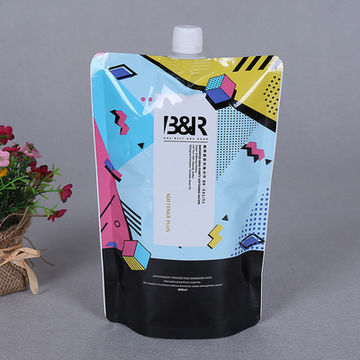 Foldable Drink Pouch Water Plastic Bag 7